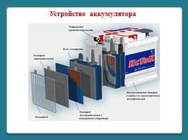 Источники электрического тока, слайд 15