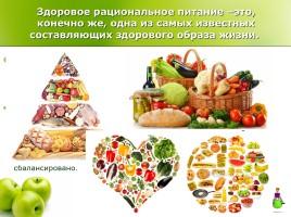Здоровый образ жизни, слайд 8