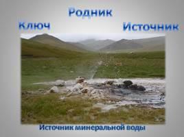 Водные объекты, слайд 4